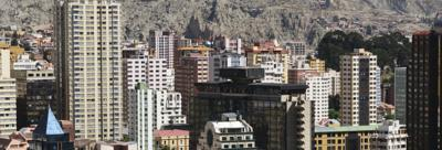 玻利维亚拉巴斯酒店图片