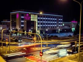 哈斯顿城市酒店图片
