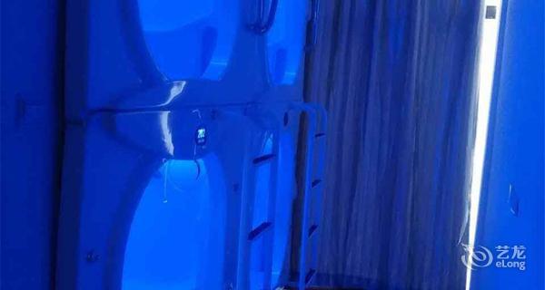 兰州行者空间站太空舱客栈-钟点房图片