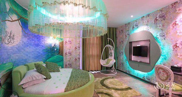 滁州乐度炫彩主题酒店-钟点房图片