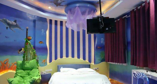 仙桃月亮湾酒店-钟点房图片