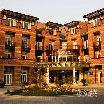 上海立诗顿酒店图片
