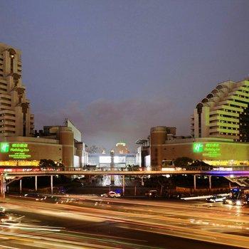 上海广场长城假日酒店图片