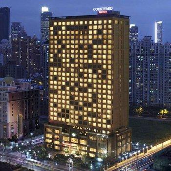 上海浦西万怡酒店图片