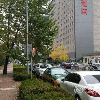 北京三元桥宜必思酒店图片