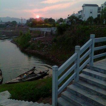千岛湖湖莲农家乐图片