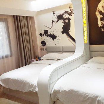 南阳铭座主题酒店图片