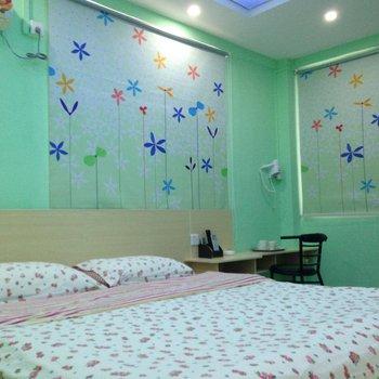 广州大学城星空主题公寓图片