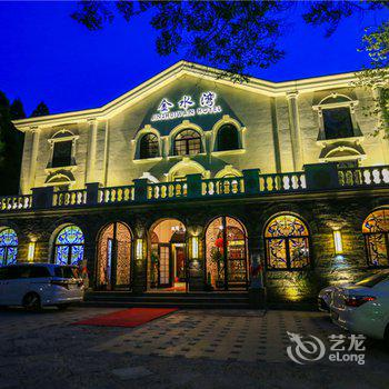 庐山金水湾别墅酒店图片