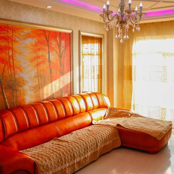 哈尔滨尽情日租公寓图片