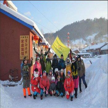 哈尔滨五常雪谷寻梦家庭旅馆图片