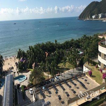 三亚珠江花园酒店图片