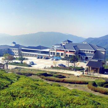 安吉江南天池度假村图片