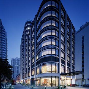 上海银星皇冠假日酒店图片