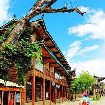 丽江泸沽湖湖思茶屋国际青年旅舍图片