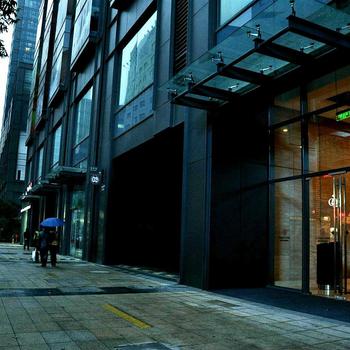宁波果曼公寓银亿酒店图片