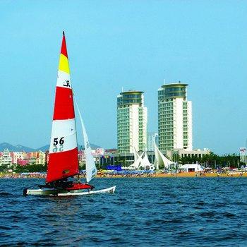 威海国际海景城公寓酒店(山东大学店)图片