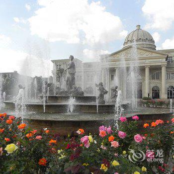 太仓玫瑰庄园图片