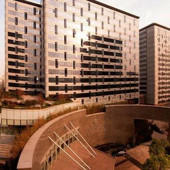 上海虹桥元一希尔顿酒店图片