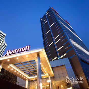 上海绿地万豪酒店图片