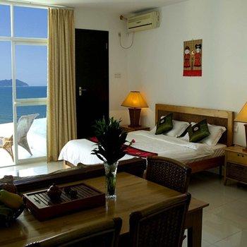 三亚海阔天空一线海景度假公寓图片