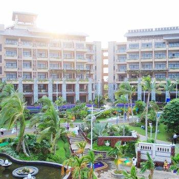 临高县博厚柏励海景温泉公寓酒店图片