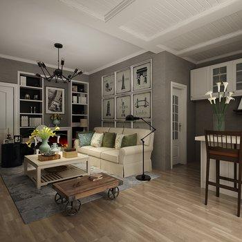巴斯克公寓(绝版艺术主题)图片