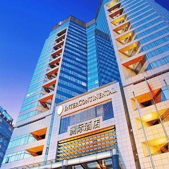 北京金融街洲际酒店图片